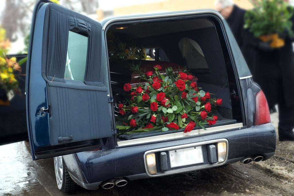 transport funerar sector 6